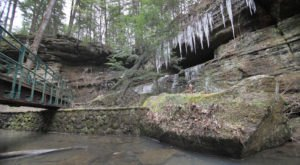 Kick Off The New Year With A Beautiful Winter Hike At These 8 Ohio State Parks