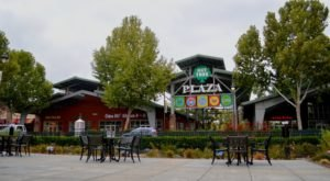 A Roadside Attraction-Turned-Mall, The Nut Tree Plaza Has Delighted Families Since The 1920s In Northern California
