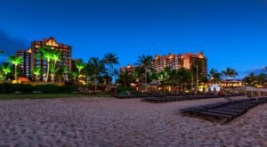 Aulani, A Disney Resort & Spa Just Might Be The Most Beautiful Christmas Hotel In Hawaii