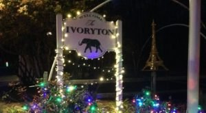 Ivoryton, The One Christmas Village In Connecticut That's Simply A Must Visit This Season