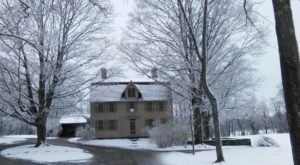 Celebrate The Winter Solstice At The Old Manse, A Historic Museum In Massachusetts