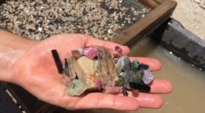 Dig For 8 Different Types Of Authentic Gemstones At Oceanview Mine In Southern California