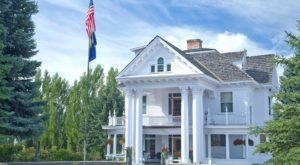 Stay In A Victorian Paradise At The Gibson Mansion In Montana
