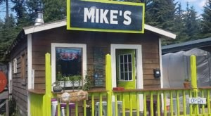 Fill Up On The Hot and Gooey Sandwiches At Mike's In Homer, Alaska