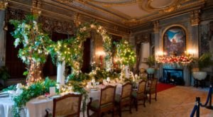 Experience Christmas In The Gilded Age At Staatsburgh State Historic Site, A 65-Room Mansion In New York