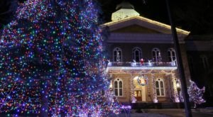 The Twinkliest Town In Nevada, Carson City, Will Make Your Holiday Season Merry And Bright