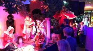 Take A Walk Through The Largest Nativity Display East Of The Mississippi In Ohio This Christmas