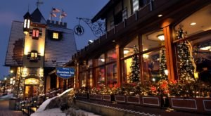 The Charming Town Of Frankenmuth Looks Like A Gingerbread Village, And It's So Worth The Drive From Detroit