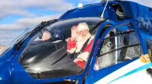 Santa Will Be Flying To The Fargo Air Museum In North Dakota For A Special Event You Won't Want To Miss