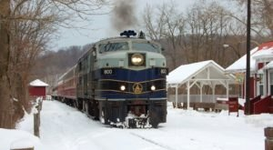 Solve A Murder On Board The Murder Mystery Train Excursion On The Cuyahoga Valley Scenic Railroad In Greater Cleveland