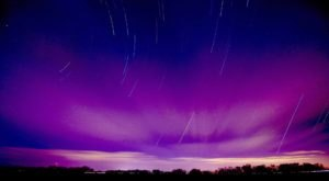 Watch Up To 100 Meteors Per Hour In The First Meteor Shower Of 2020, Visible From North Dakota