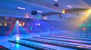 Go Bowling By Blacklight At Town & Country Lanes In Montana