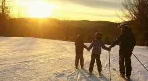 Try The Ultimate Nighttime Adventure At Mohawk Mountain Ski Area In Connecticut