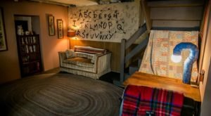Check Into The Upside Den, A Stranger Things-Inspired Airbnb In Missouri, For An Unforgettable Adventure