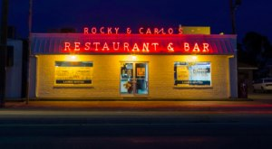Good Luck Finishing The Massive Portions At Rocky & Carlo's Near New Orleans