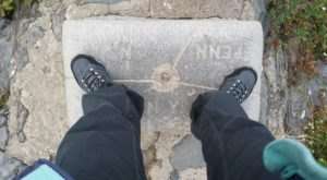 You Can Stand In Three Different States At Once In The City Of Port Jervis, New York