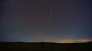 Watch Up To 100 Meteors Per Hour In The First Meteor Shower Of 2020, Visible From Washington