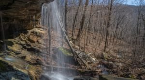 The Secluded Grays Spring Recreation Area Has Some Of The Most Beautiful Waterfalls In Arkansas