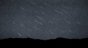 One Of The Biggest Meteor Showers Of The Year Will Be Visible In Nevada In December