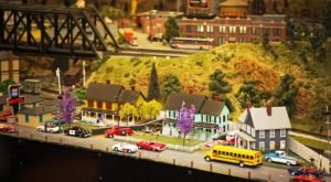 The Largest Model Railroad Museum In The Country Can Be Found In Southern California With 28,000 Sq Feet To Explore