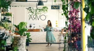 Hawaii's Vibrant Arvo Cafe Will Make Plant Lovers Endlessly Happy