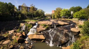 Forbes Just Named Greenville, South Carolina One Of The Top Travel Destinations For 2020