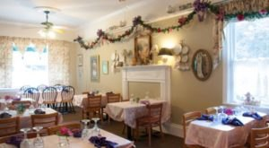 Emerald Necklace Inn Might Just Be The Most Beautiful Tea Room In Cleveland