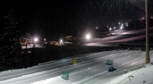 Try The Ultimate Nighttime Adventure With Night Snow Tubing At Schweitzer Mountain In Idaho