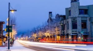 The Town Of Ketchum In Idaho Was Recently Named One Of The Coolest Towns In America