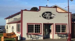You'll Be Snuggled In And Comfy For Hours At Bandon Coffee Cafe, A Cozy Coffee Shop On The Oregon Coast