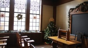 The Nationality Rooms In Pittsburgh Is A Holiday Tradition That Dates Back To The 1920s