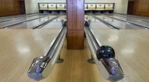 There's A Vintage Bowling Alley From The 1910s In Missouri Called Saratoga Lanes