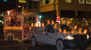 Delight Your Inner Child With These 7 Festive Christmas Parades In New Mexico