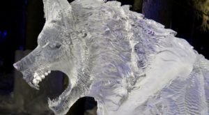 Bundle Up And Bring Your Camera For The World Ice Art Championships In Fairbanks, Alaska