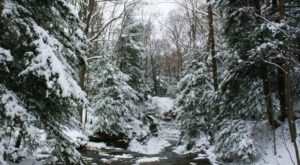 This Easy And Beautiful Hike At Bedford Reservation Should Be Added To Your Ohio Winter Bucket List This Year