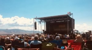 One Of The Largest Music Festivals In Montana Takes Place Each Year In The Tiny Town Of White Sulphur Springs