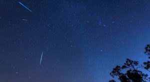 One Of The Biggest Meteor Showers Of The Year Will Be Visible In Nebraska In December