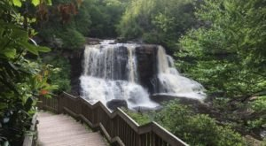 See The Tallest Waterfall In West Virginia At Blackwater Falls State Park