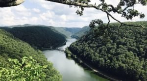 5 New Year's Day Hikes In West Virginia State Parks That Will Start Your 2020 On The Right Foot