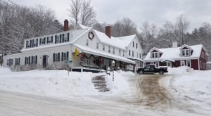 Christmas Farm Inn & Spa Just Might Be The Most Beautiful Christmas Hotel In New Hampshire