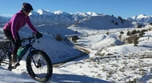 Take An Exciting Ride On A Snow Bike At Absolute Bikes Adventures In Colorado