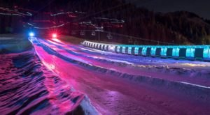 Try The Ultimate Nighttime Adventure With Disco Tubing At Squaw Valley Resort In Northern California