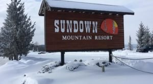There Are 21 Different Ski Trails For You To Test Your Skills On At Sundown Mountain In Iowa