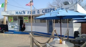 Get Your Fish And Chips Fix At Mac's, A Minnesota Staple That's Been Around For Almost 30 Years