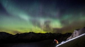 Try The Ultimate Nighttime Skiing Adventure At Alyeska Resort In Alaska