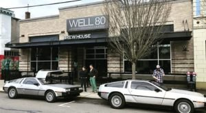 Try The Locally-Made Beer And Cider At Well 80 Brewhouse In Washington, It's Truly One-Of-A-Kind