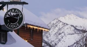 Head To The Mountains Of Utah To Visit Silver Fork Lodge, A Charming, Old Fashioned Restaurant