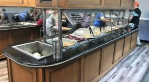 Enjoy All You Can Eat Country Cookin' At Marvin's Family Restaurant, A Small Town Buffet In Tennessee