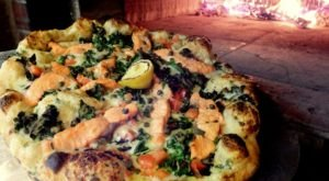 Clear Your Weekend Evenings For The Delicious Pizza At Flying Squirrel Bakery Cafe