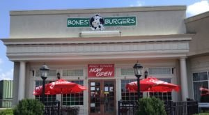 Bones' Burgers In Cincinnati Has Over 15 Different Hamburgers To Choose From